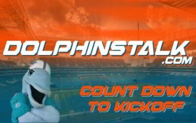 DolphinsTalk Countdown to Kickoff: Buffalo vs Miami Week 2