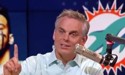 Colin Cowherd Gives His Thoughts on the Miami Dolphins Draft Class