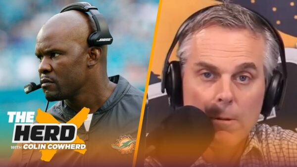 Colin Cowherd and Jason McIntyre talk Aaron Rodgers to Miami