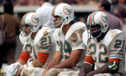 DolphinsTalk.com Daily for Wednesday, December 20th: Dolphins Pro Bowl Snubs & Miami-KC Christmas History