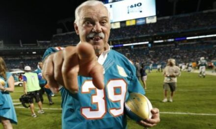 This Day in Dolphins History: January 30, 1968 The Dolphins Select Larry Csonka #8 Overall in the NFL Draft