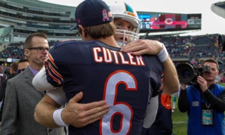 2017 Season Is Now All About Jay Cutler