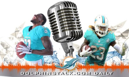 DolphinsTalk.com Daily for Thursday, Oct 26th: Dolphins-Ravens Pregame Show