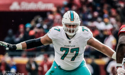 How The Offensive Line Comes Together Will Be Key