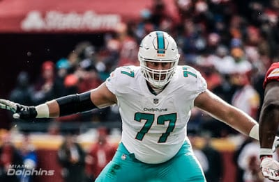 DT Daily, Wed May 30th: Jesse Davis Named starting Right Guard and More OTA talk