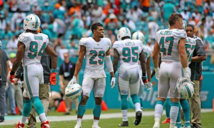 Dolphins Continue to Struggle Against the Run