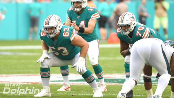 Is The Dolphins Depth at Center Worrisome?