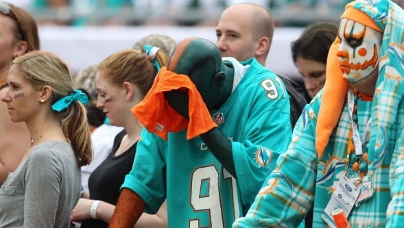 The Case Against the Dolphins being Aggressively Stupid in Free Agency and the Draft