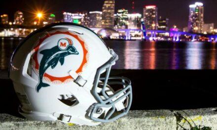 Miami Dolphins UDFA List