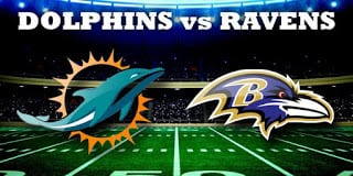 Game Preview: Dolphins vs Ravens