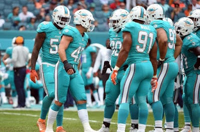 Forcing Cam Newton to Stay in the Pocket is Miami's Key to Victory