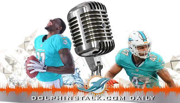 DolphinsTalk.com Daily for Monday, November 27th: Post Game Wrap Up Show – Dolphins Lose to Patriots
