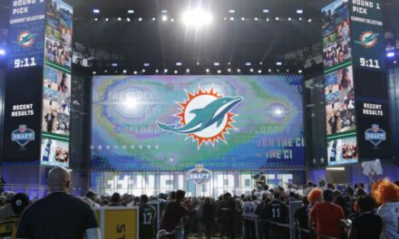 DT Daily 4/24: Dolphins Draft Talk with Antwan Staley