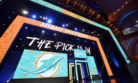Miami Dolphins 7 Round Mock Draft 1.0