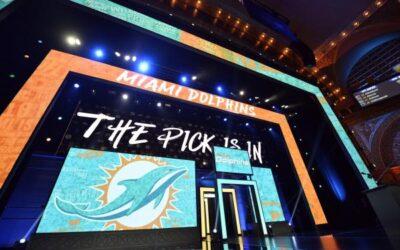 Mike's DolphinsTalk.com Mock Draft 2.0