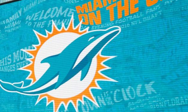 Miami Dolphins 7 Round Mock Draft 2.0