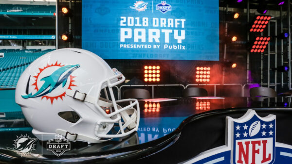 Melody's Dolphins Mock Draft 2020