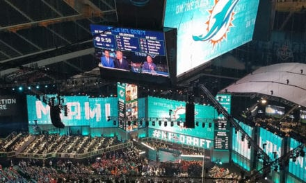 DolphinsTalk.com Staff Grades Miami's 2018 Draft