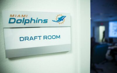 Dolphins 7 Round Mock Draft