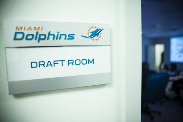 Miami Dolphins Seven Round Mock Draft