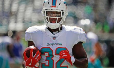 Kenyan Drake 2018 Highlight Video