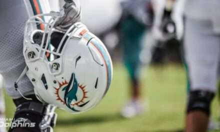 Dolphins Release First Depth Chart