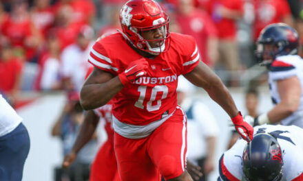 Ed Oliver Should be on Dolphins Radar at 13