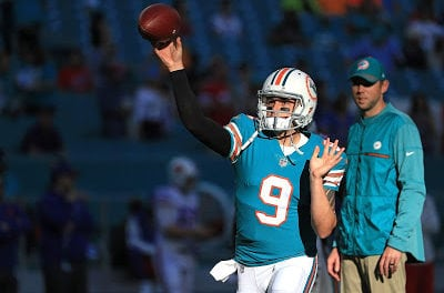Quarterback Options for the Miami Dolphins