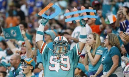 BREAKING: Miami-Dade and Dolphins Announce 13,000 Fans at Home Games