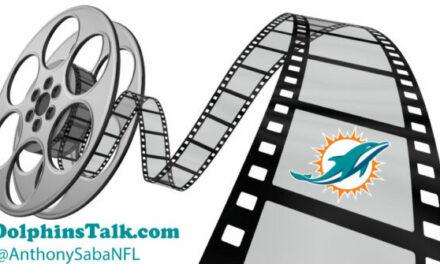 DolphinsTalk Week 4 Film Breakdown