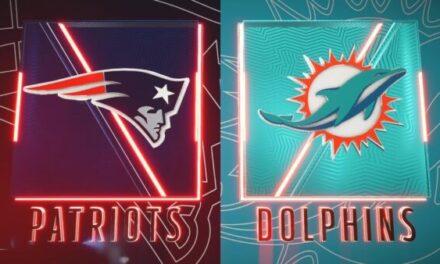 Week 1 Dolphins vs Patriots Preview: Mac vs Tua