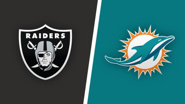 Charles Davis of CBS on Dolphins vs Raiders
