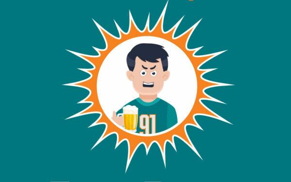 Fins Up Fans Down Episode 42: Eagles @ Dolphins Week 13 Recap!