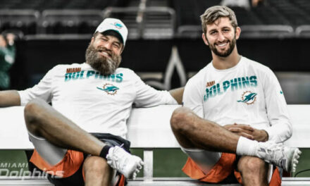 Ryan Fitzpatrick named Miami Dolphins Week 1 Starting QB