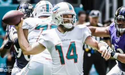 DT Daily 1/2: Dolphins Quarterback Situation & Melvin Gordon to Miami?