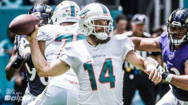 Dolphins-Ravens Week 1 Recap