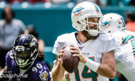 DT Daily 5/21: Fitzpatrick and the Dolphins Offensive Line