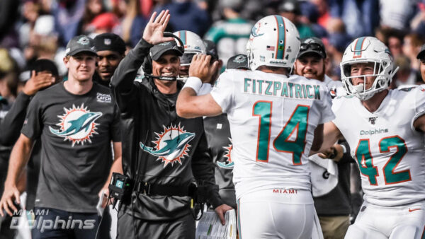Dolphins Should Bring Back Fitzpatrick Next Year