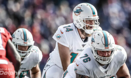 DT Daily 12/19: Dolphins vs Bengals and Parker Talk