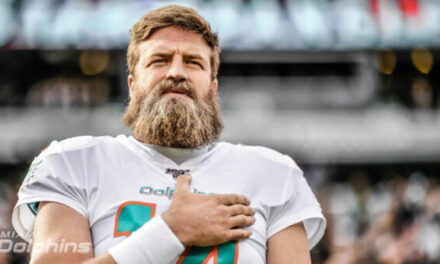 Ryan Fitzpatrick's Mother Passes Away