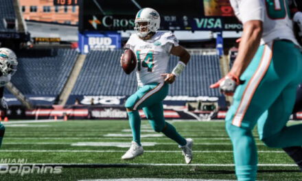 Miami Dolphins Week 1- The Good, The Bad, and the Ugly