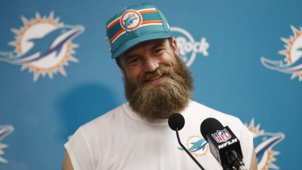 It's Time for Dolphins Fans to Celebrate Ryan Fitzpatrick