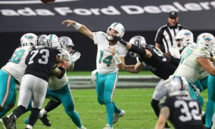 Post Game Wrap Up Show: Fitzmagic Pulls Out a Christmas Miracle as Dolphins Beat the Raiders