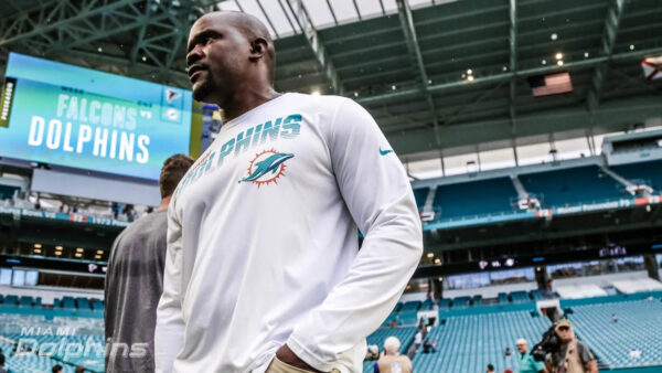 The Dolphins Prepare for Battle Against New England