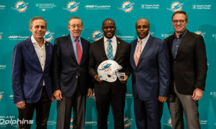 VIDEO: NFL Network Picks Miami Dolphins Schedule