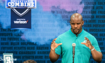 DT Daily 3/1: Dolphins News from the Combine