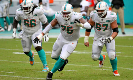 Miami Dolphins Trade Ereck Flowers