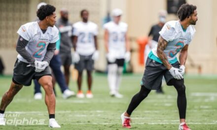Excited to see the Dolphins Offense with New Weapons