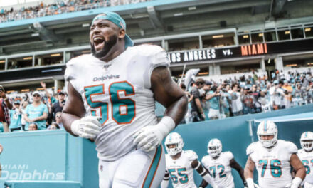 BREAKING NEWS: Davon Godchaux May Be Out Rest of 2020 Season