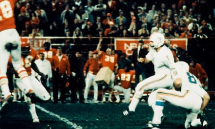 VIDEO: Highlights from the Legendary Dec 25th, 1971 Miami vs KC Playoff Game